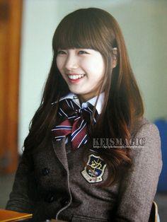 Go Hyemi Suzy