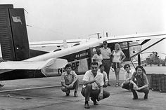 intermountain aviation | N358Fof Air America in a photo session at Udorn - Photo by Judy Porter ...