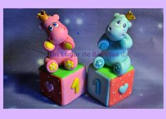 Hipopotamitos Reyes