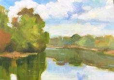 Fall on Chattahoochee - Lisa Gleim