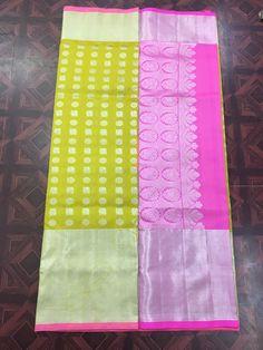 For price please visit www.meghams.com /  @+918790260829 Gadwal Sarees Silk, Silk Saree Kanchipuram, Handloom Saree, Cotton Saree, Cotton Silk, Wedding Stage, Indian Designer Wear, Indian Sarees, Sarees Online