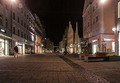 Fußgängerzone - Ludwigstraße