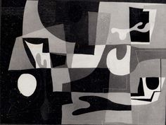A painting by Ray Eames