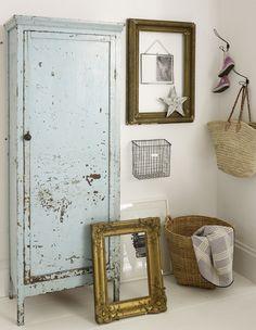 Design Vintage | Zinc Wire Mailbox | House Doctor DK | Storage