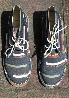 zanerobe x urge footwear desert boot colab