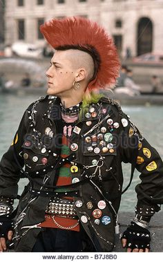 Punk Boy Stock Photos & Punk Boy Stock Images - Alamy