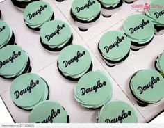 Cupcakes, Douglas, torty firmowe, ciasteczka, słodki stół, promocja marki, Tarnów