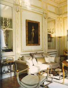 The Windsor's Paris home