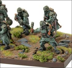 Forge World - Marc Raley's Death Korps of Krieg Infantry - Atlanta 2007