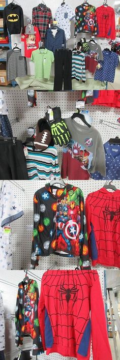 Mixed Items and Lots 15620: 15 Youth Clothing Boys 14-16 Xl Plaid Avengers Joe Boxer Route 66 Outfits Lots -> BUY IT NOW ONLY: $56 on eBay!