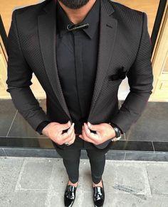 Check out Inherent Clothier shop for Premium Quality Suits! Blazer Outfits Men, Mens Fashion Blazer, Stylish Mens Fashion, Suit Fashion, Fashion Clothes, Red Blazer, Fashion Sale, Fashion Outlet, 80s Fashion