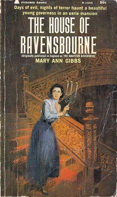 gothic romance cover art