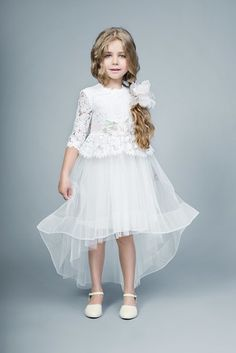 Papilio has the right dress for your stylish little one to walk down the aisle in! #flowergirl #dress #papilio #kids #dreamwedding