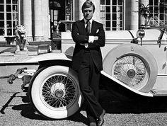 Robert Redford - the Original Gatsby