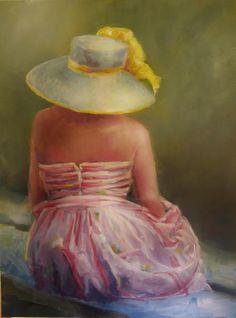 Southern Belle by Neadeen Masters - Art Apprentice Online - Acrylic