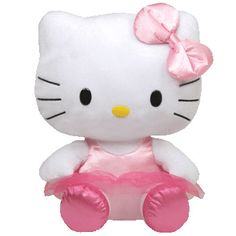 We got this one for her :) It looks adorable in her room. HK is her fave! She loves everything and anything Hello Kitty <3