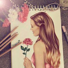 """★•.¸¸.""""Que meu riso """"transborde"""" em flores __________ Luandrade"""