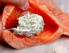 Salmon Dishes, My Best Recipe, Seafood, I Am Awesome, Recipies, Good Food, Cooking Recipes, Keto, Fish