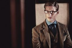 Corduroy.  and Glasses.  Hackett 2011