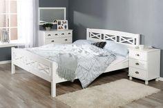 MERI SÄNKY 160X200CM VALKOINEN | Sotka.fi Furniture, Home Decor, Decor, Bed
