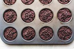 Fudgy Sweet Potato Brownies - Golubka Kitchen Steamed Sweet Potato, Best Vegan Desserts, Sweet Potato Brownies, Bean Brownies, Brownie Ingredients, Cooking Sweet Potatoes, Dark Chocolate Chips, Vegetarian Chocolate, Food Processor Recipes