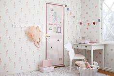 Boråstapeter Lilleby | wallpaper | bedroom | kids