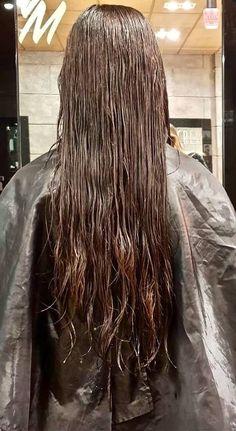 Hair Shampoo, Wet Hair, Perm, Beauty Women, Salons, Hair Cuts, Long Hair Styles, Female, Madness