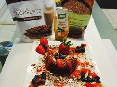 Complete Fitness Cake