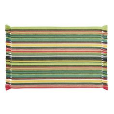 Paradise Striped Placemat