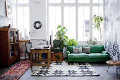 Parisian Loft Par Excellence | design attractor | Bloglovin'