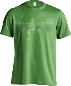 Squat Green