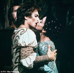 Nureyev and Fontaine in MacMillan's Romeo and Juliet Google Search
