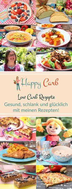 Low Carb macht gesund, schlank und glücklich! Mit den passenden Low Carb Rezepten auf dem Teller, kann das klappen. 100% authentisch und gelingsicher sind die Low Carb Rezepte von Happy Carb. https://happycarb.de/rezepte/