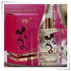 Disney Fragrances! Pixie Dust, Imagination, & Magic available at the Disney Store! I want them all!