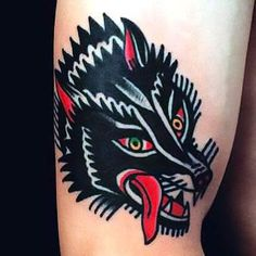 53 Awesome Wolf Tattoo Ideas