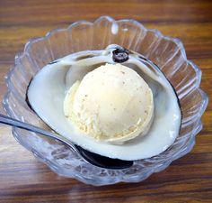 ホッキアイスクリーム マルトマ食堂