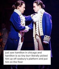 Someone tell me this is true (#HamiltonCHI)