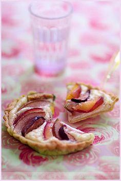 multi-fruit tart