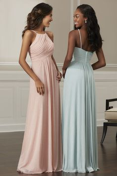 4085d24176 Jacquelin Bridals Canada - 22879B - Bridesmaids - This sparkle net gown has  a pleated detail