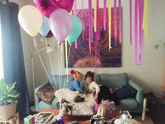 🎉👯👏🏼 livingroom party
