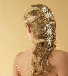 Hair for formal