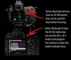 Learn what back button focusing is, directions on how to set it up on various camera models, and why you would want to use BBF.