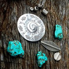 New Hill Tribe Silver pieces!  Time to get creative Am thinking I'll make a nice long necklace with these stunning pieces!  #hilltribesilver #sterlingsilver #Bohemianstyle #Bohemian #boho #indiescene #rustic #Meraki #unique #Handmade #Earthy #instajewellery #customjewelry #shimarah_jewelry #lovelife #aztec #nativeamerican #turquoise #feather by shimarah_jewelry