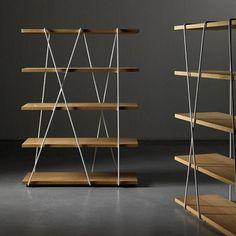 Libreria Matassa Miniforms design Luigi Semeraro