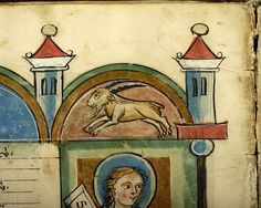 Psalter, MS G.73 fol. 6v - Images from Medieval and Renaissance Manuscripts - The Morgan Library & Museum