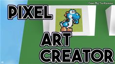 THUMBS UP | Pixel Art Creator - SALE!!, a Free Game by TaxRevenue - ROBLOX (updated 9/25/2015 1:20:32 PM)  Stupid Yoshi! >:(