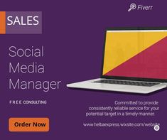 As a Social Media Manager I specialize content creation ,hashtag research ,branding post ,scheduling ,action plan and analytics composition that will transmit your company's message, in a timely manner. I will offer digital marketing service to: Facebook Instagram Pinterest Google Plus YouTube LinkedIn Twitter . I am at your service so feel free to place your order now 📌 🔗Check out the link for additional discounts ✔️ #socialmedia #digitalmarketing #business #sales #helbaexpress #process Marketing Guru, Digital Marketing Services, Social Media Marketing, Business Sales, Facebook Business, Competitor Analysis, Facebook Instagram, Composition, Management