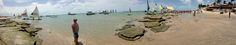 Porto de Galinhas é uma praia localizada no município de Ipojuca, no estado de Pernambuco, no Brasil.