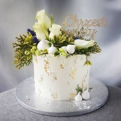 Cake Boss, Sugar Art, Cream Cake, Cakes, Desserts, Instagram, Custard Cake, Tailgate Desserts, Scan Bran Cake