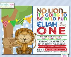 Zoo Safari Birthday Invitations 586 by LullabyLoo on Etsy, $18.00 #zoo #birthday invitations #safari #party invitations Boy Birthday Invitations, Party Invitations, Zoo Birthday, Safari Party, Animal Party, Party Planning, Rsvp, Handmade Gifts, Fun
